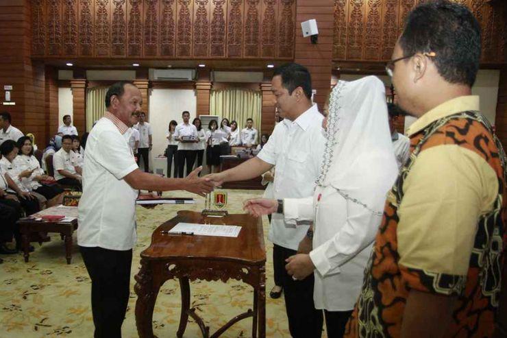 Wali Kota Semarang Minta OPD Tancap Gas