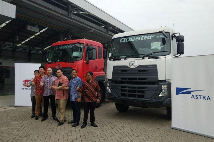 UD Trucks hadirkan layanan lengkap 3S di Palembang Sumatera Selatan