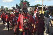 Gelar Pawai Paskah di Kota Kupang, Belasan Etnis Kenakan Pakaian Adat