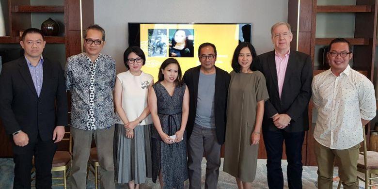 Konferensi pers Art Jakarta