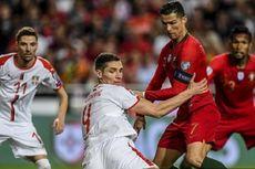 Alami Cedera Saat Portugal Vs Serbia, Cristiano Ronaldo Kritik Wasit