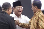 Survei Polcomm Institute: Elektabilitas Jokowi Masih Lebih Tinggi dari Prabowo