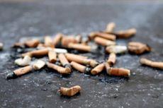 Dibanding Sedotan Plastik, Filter Rokok Lebih Merusak Lingkungan