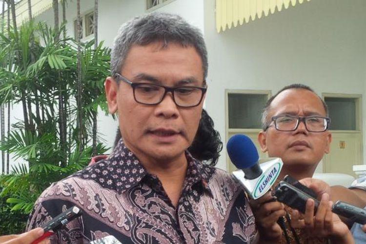 Johan Budi Sapto Pribowo