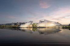 Di Atas Sungai, China Rancang Gedung Teater
