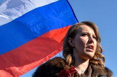 Terus Diserang, Paris Hilton-nya Rusia Keluar dari Arena Debat Capres