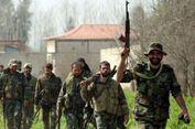 Upaya Tentara Suriah Rebut Ghouta Timur dari Pemberontak