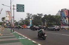 Saat Pembukaan Asian Games, Jalan Asia Afrika dan Gerbang Pemuda Ditutup Mulai Pukul 14.00