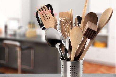 3 Tips Menjaga Peralatan Masak Berbahan Kayu Tahan Lama