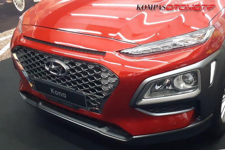 Hyundai Kona siap meluncur di IIMS 2019