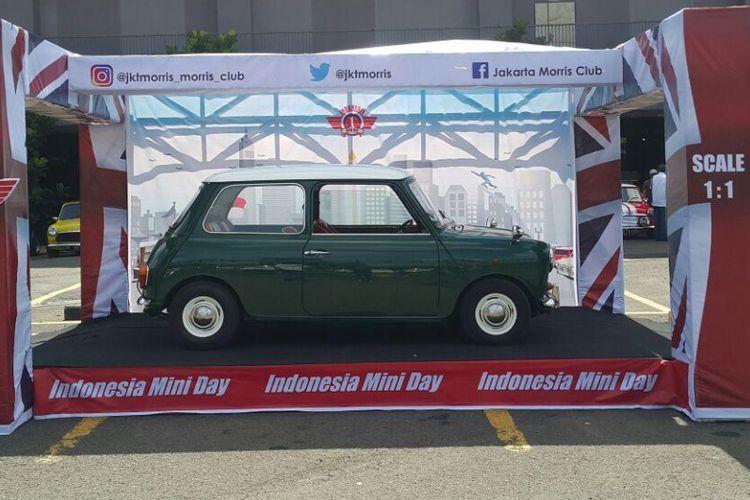 Indonesia 1st Mini Day yang digelar di MaxxBox Lippo Karawaci, Tangerang, Banten