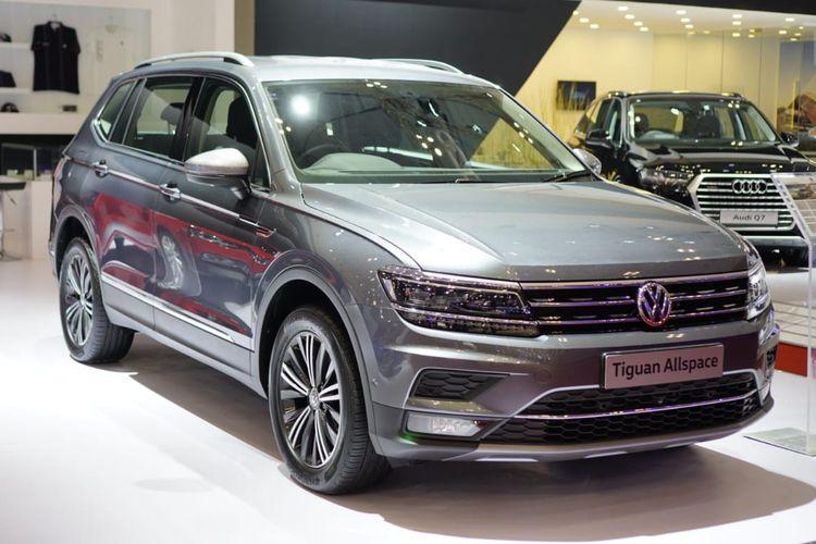 VW perkenalkan model Tiguan terbaru, Allspace di GIIAS 2019
