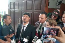 Sidang Pembacaan Nota Pembelaan Ahmad Dhani Ditunda