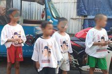 Anak-anak Pakai Kaos Caleg di Jakbar, Bawaslu Telusuri Dugaan Pelanggaran Kampanye