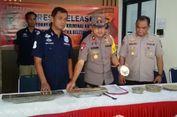 Hendak Diselundupkan ke Jakarta, 2,5 Ton Timah Batangan Disita Polisi