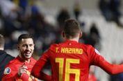 Lampaui Harga Ronaldo, Eden Hazard Resmi Gabung ke Real Madrid
