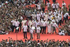 Tim Kampanye Nasional Jokowi-Ma'ruf Dibubarkan, Bagaimana di Daerah?