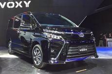 Toyota Voxy Naik Harga, Inden Membludak