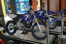 Yamaha Jual Motor Trail Kompetisi YZ 125 dan YZ 250X
