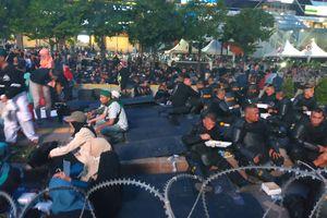 Rabu Besok, Polisi Kembali Tutup Ruas Jalan di Depan Bawaslu