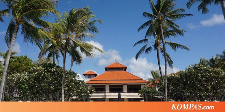 Di Pelukan Conrad Bali, Semilir Angin Membuatmu Terlelap...