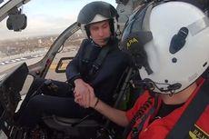 Pangeran William Terbangkan Helikopter Ambulans ke Rumah Sakit