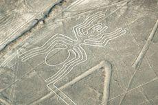 50 Pola Misterius Ditemukan di Gurun Nazca, Terlihat dari Luar Angkasa