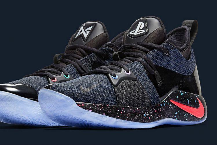 5313b450cdff Sneakers Nike PlayStation-PG2 Dibanderol Rp 1