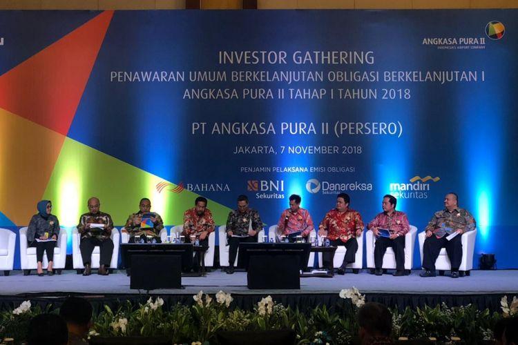 Angkasa Pura II Segera Terbitkan Obligasi Senilai Rp 750 Miliar