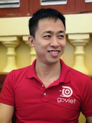 CEO Go-Viet, Nguyen Vu Duc