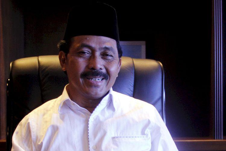 Gubernur Kepulauan Riau Nurdin Basirun.