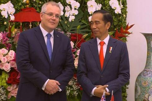 Jokowi: Australia Ingin Hubungan dengan Indonesia Kuat dan Saling Menguntungkan