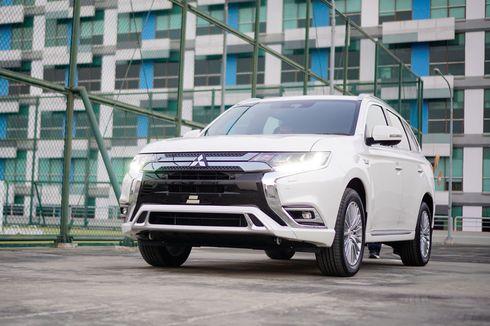 Mengenal Teknologi Mitsubishi Outlander PHEV
