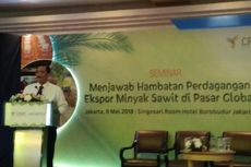 Penjualan 500.000 Ton Sawit ke China Perkuat Posisi Tawar Indonesia ke UE