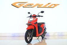 Spesifikasi Skutik Baru Honda Genio