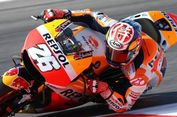 Valencia Jadi Aksi Terakhir Dani Pedrosa di MotoGP