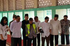 Wapres Tinjau Pembangunan Kampus UIII dan Renovasi Masjid Istiqlal