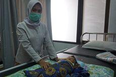 Bayi Perempuan dalam Kondisi Membiru Ditemukan di Meja Setrika Warga