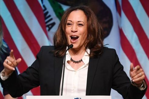 Kamala Harris, Senator Oposisi yang Calonkan Diri Jadi Capres AS