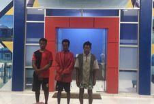 Tiga Nelayan Kupang yang Pakai Bom Ikan Jadi Tersangka