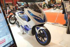 Honda PCX Laris Manis di Telkomsel IIMS 2019