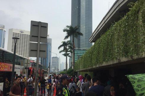 Penumpang Membeludak Saat Libur Lebaran, Bus Wisata Ditambah Jadi 26 Unit