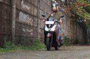 Sensasi Baru Terasa Saat Mengendarai Yamaha Lexi