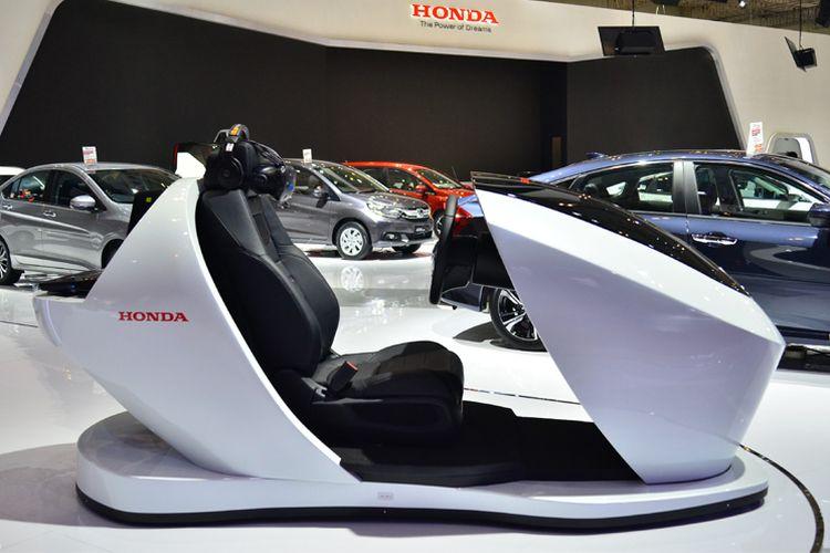 Honda Sensing di GIIAS 2018