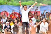5 Fakta Kampanye Jokowi di Dumai dan Aceh, Jalan Kaki 1 Kilometer hingga Tunjukkan Plester di Tangan
