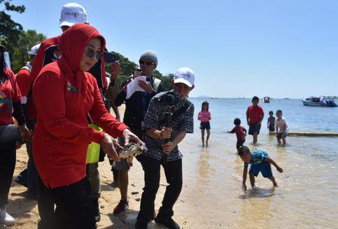 Program Pelestarian Lingkungan Jadi Daya Pikat Festival Bunaken 2019