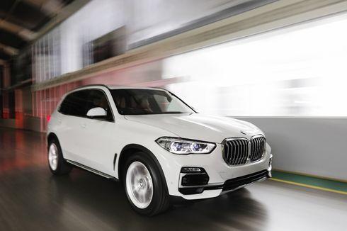 Banyak Dipakai Mudik, BMW Buka Bengkel Siaga