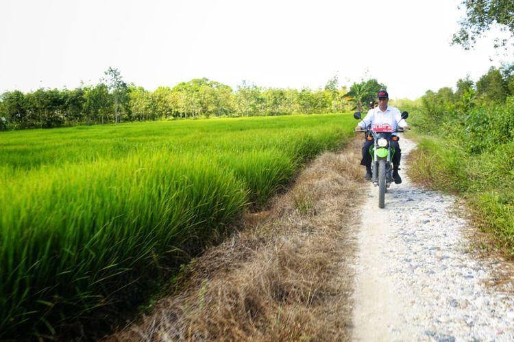 Pengamat Puji Kebijakan Mentan Amran Tingkatkan Pertanian Indonesia
