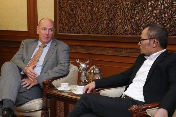 Selandia Baru akan Investasi SDM di Indonesia
