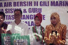 Kemendes PDDT Bantu Kapal Angkut dan Sarana Air Bersih di Lombok Timur